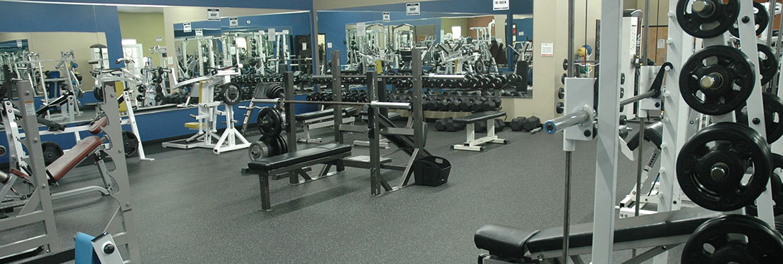 About Our Gym - Barnes Corner Fitness
